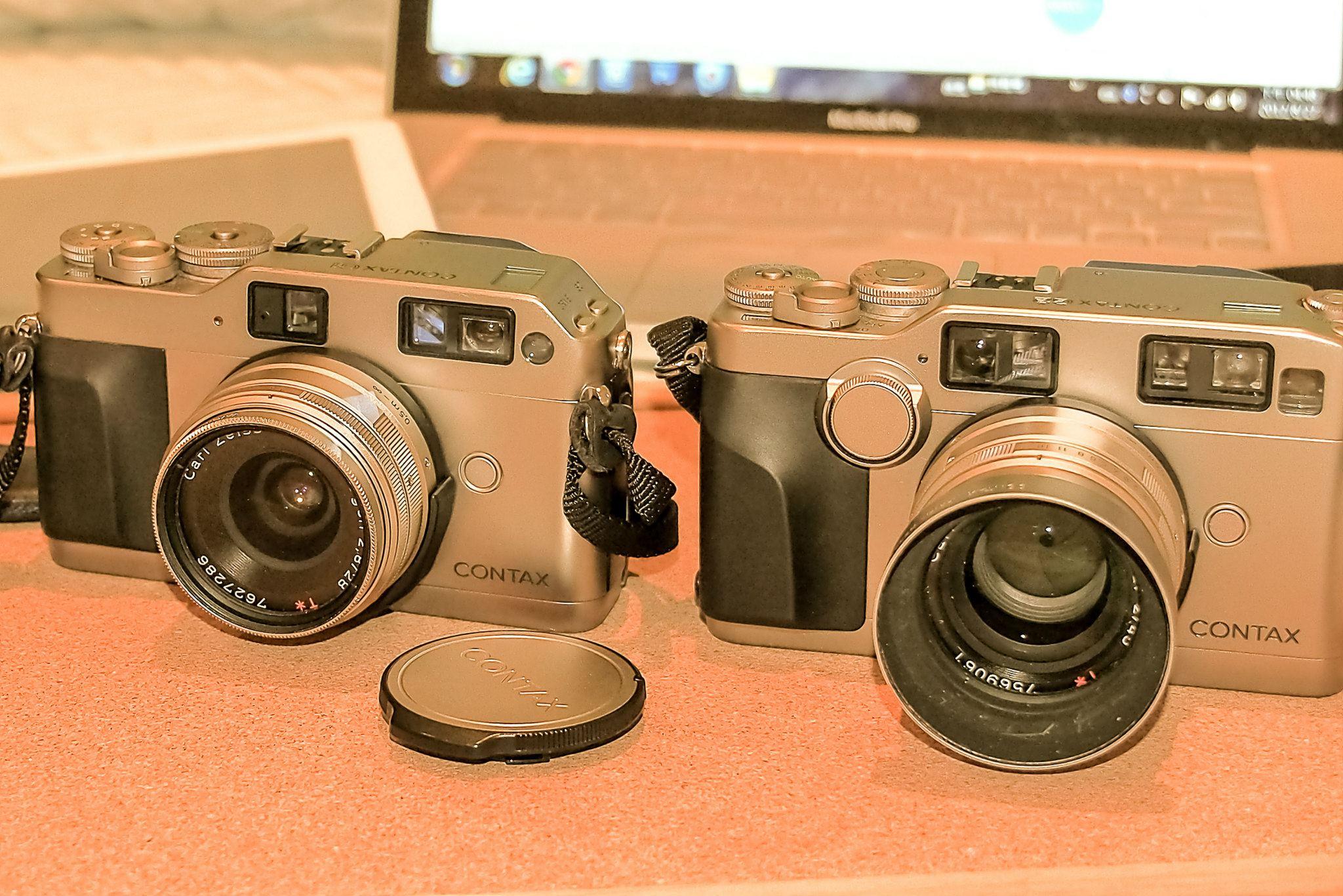 Contax G2 │古老時代相機故事