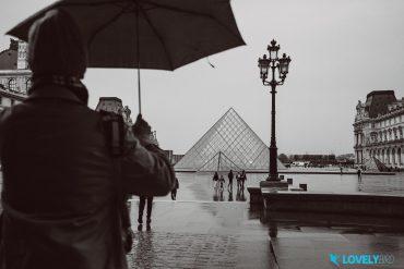 【巴黎雜談( 一) 100cm的溫柔】