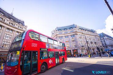 【倫敦雜談 – 倫敦地鐵雙層紅色公車與台北捷運】
